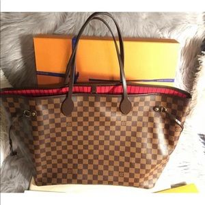 Louis Vuitton Damier Gm